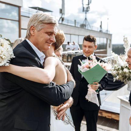 Проведение торжества + диджей (свадьба за границей)