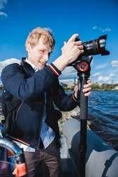 Видеограф Музалёв Алексей - фото 8321676 Взгляни на мир иначе - видеосъёмка