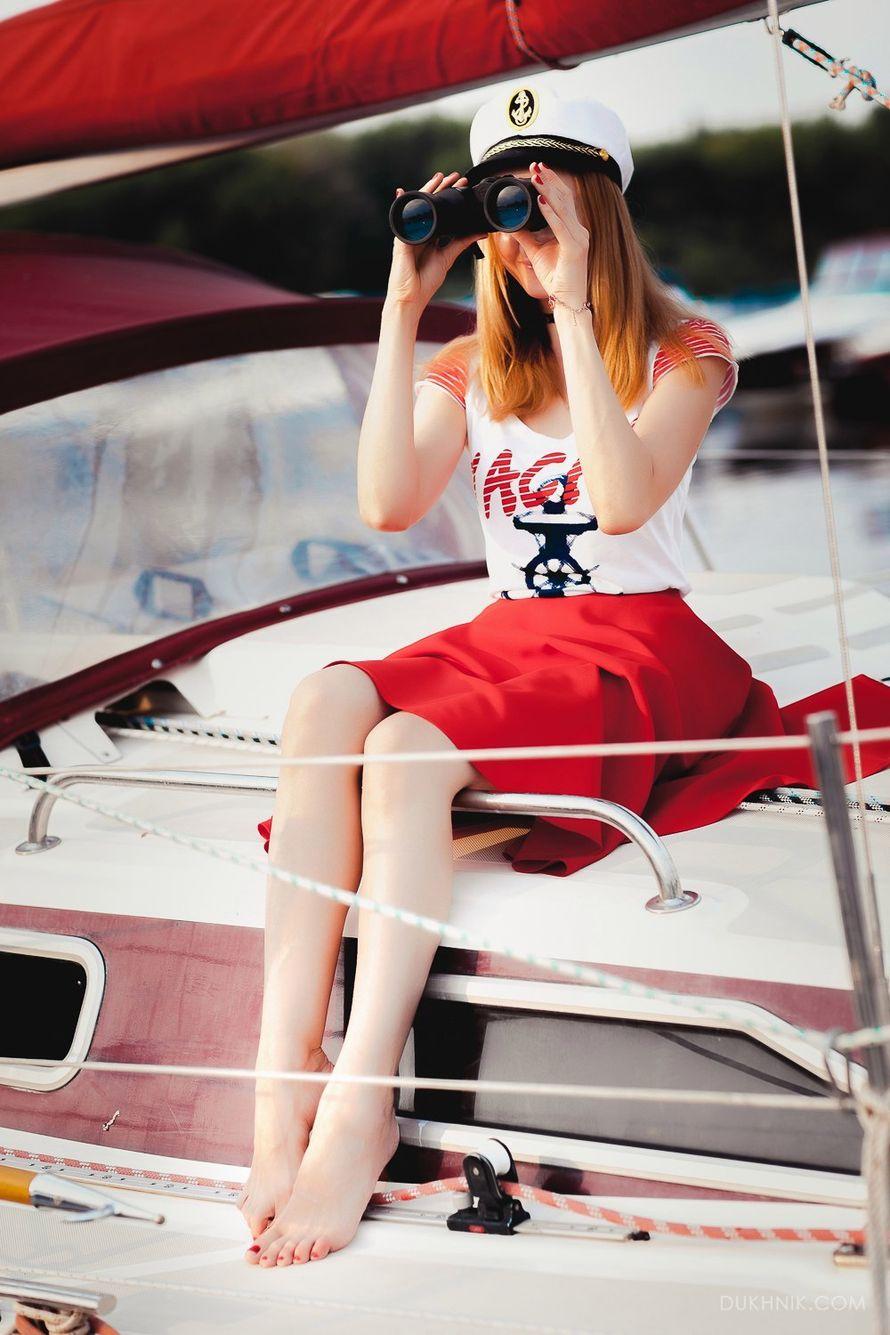 Фото 11474496 в коллекции Аренда парусной яхты с алыми парусами для фотосессий - Аренда яхты Паруса-нн
