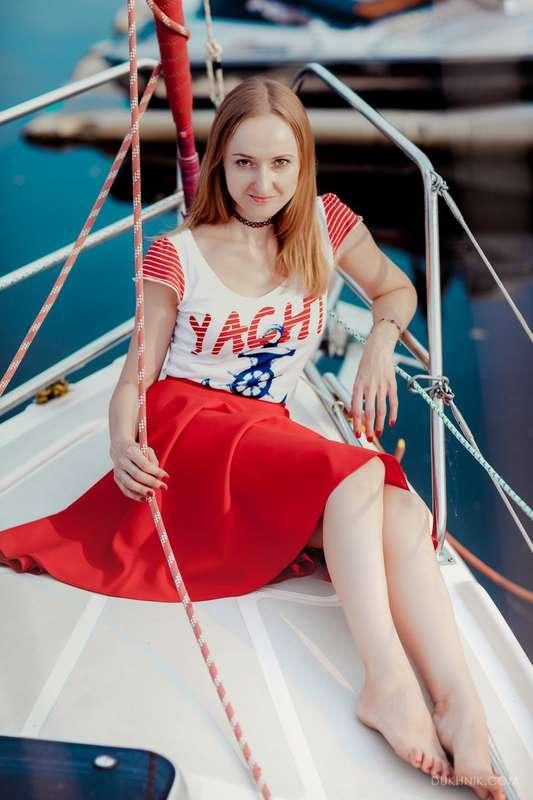 Фото 11474520 в коллекции Аренда парусной яхты с алыми парусами для фотосессий - Аренда яхты Паруса-нн