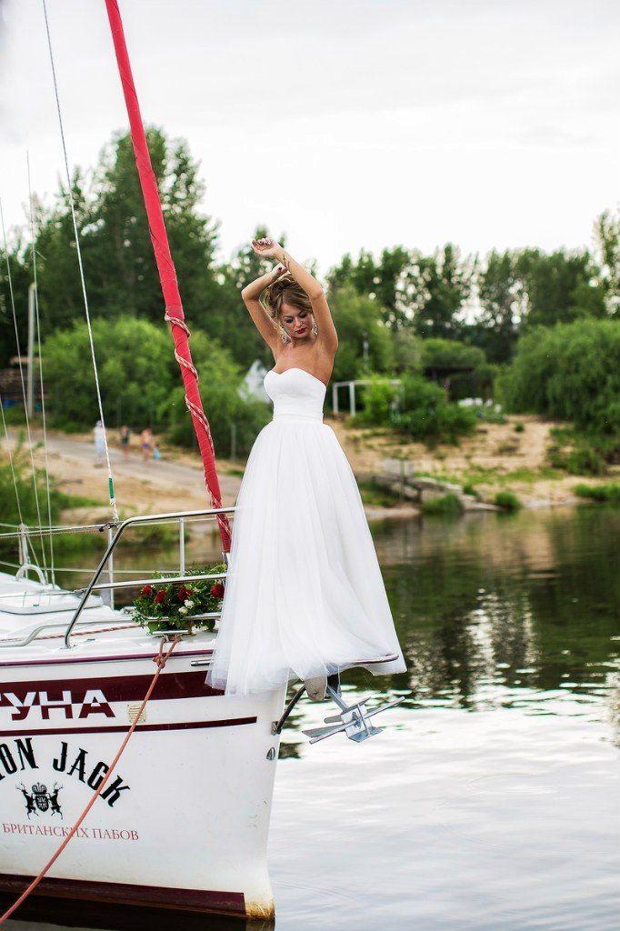 Фото 13907314 в коллекции Аренда парусной яхты с алыми парусами для фотосессий - Аренда яхты Паруса-нн