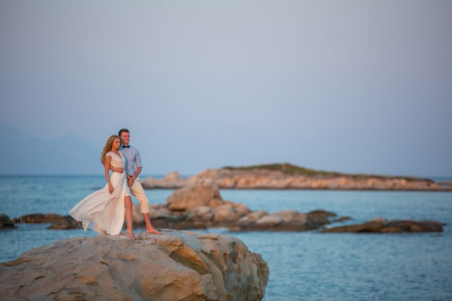 Фото 8374376 в коллекции Свадьба в Халкидики Ксения и Николай - Компания Greece Transfers