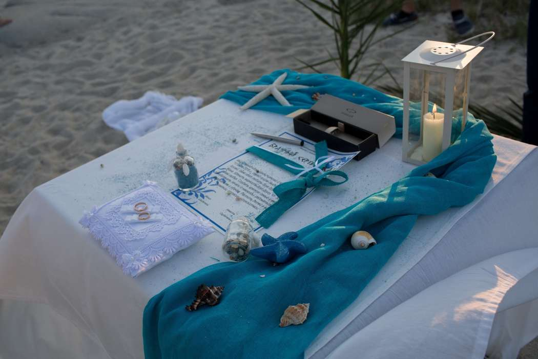 Фото 8374726 в коллекции Свадьба в Халкидики Ксения и Николай - Компания Greece Transfers