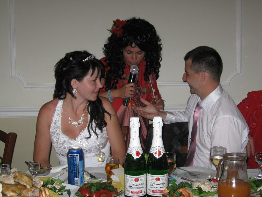 Фото 8385970 в коллекции Мои Свадьбы, Юбилеи - Тамада Елена Калинина