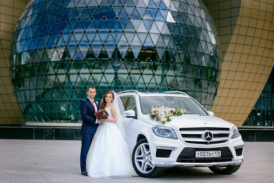 Аренда Mercedes GL 2015 года, стоимость за 1 час