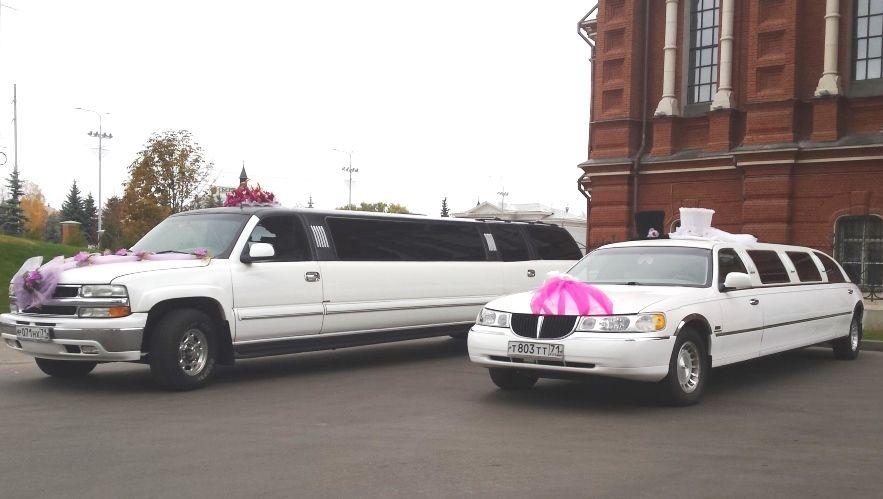 """заказать лимузин на свадьбу 8-906-620-00-00, 8-906-532-02-22 - фото 7527336 Компания аренды автомобилей """"Avto 71"""""""