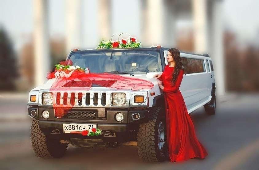 """лимузин на свадьбу 8-906-532-02-22 - фото 12143998 Компания аренды автомобилей """"Avto 71"""""""