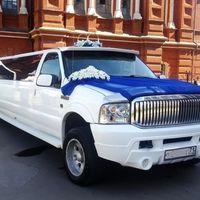 Свадебный кортеж лимузин заказать