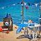 Морской декор для свадьбы на Кипре