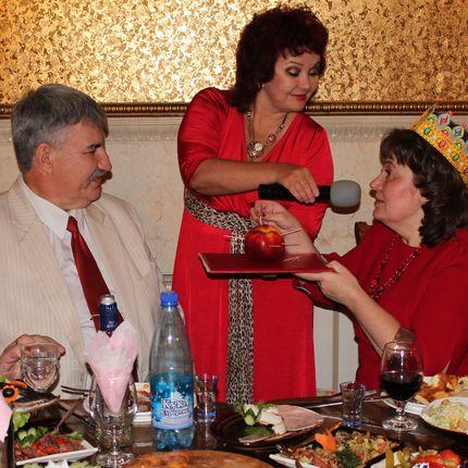 Тамада , ведущая на свадьбу Светлана Николаевна