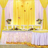 Свадебная ширма - оформление