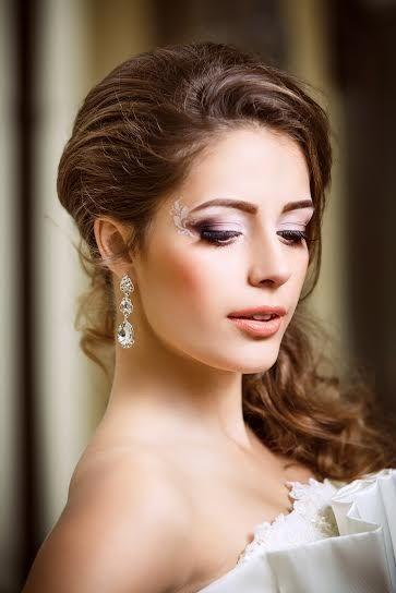 Фото 8671394 в коллекции Мои работы по макияжу. Невесты и выпускницы. - Стилист визажист Яна Глоба
