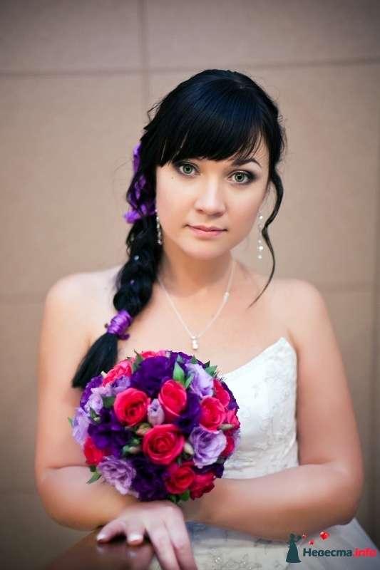 Фото 420665 в коллекции Невесты1 - Натали Бобровская визажист