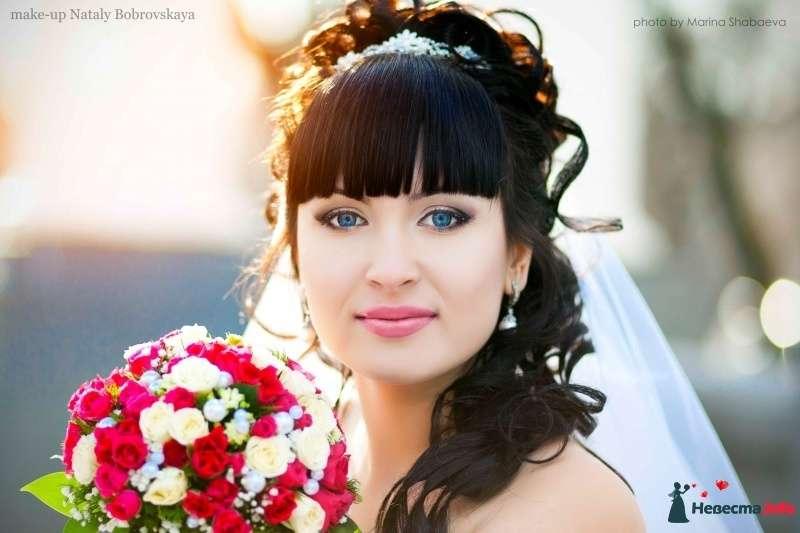 Фото 420673 в коллекции Невесты1 - Натали Бобровская визажист