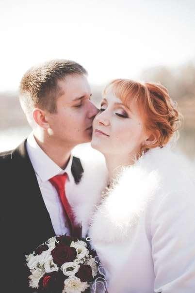 Фото 8719534 в коллекции Свадебный. Счастливые невесты - Визажист Юля Кузьменкова