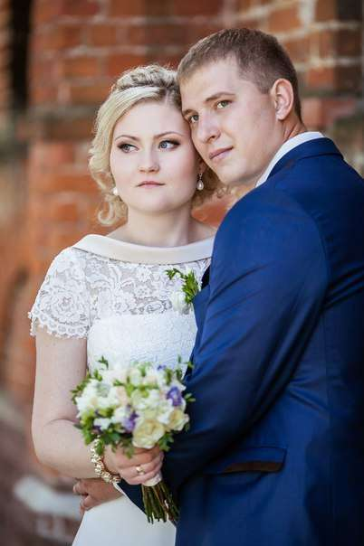 Фото 8719548 в коллекции Свадебный. Счастливые невесты - Визажист Юля Кузьменкова