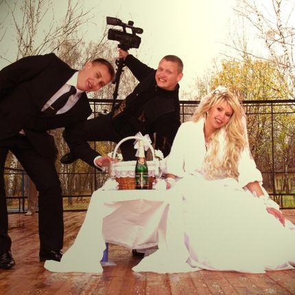 Свадебная видеосъёмка 8 часов