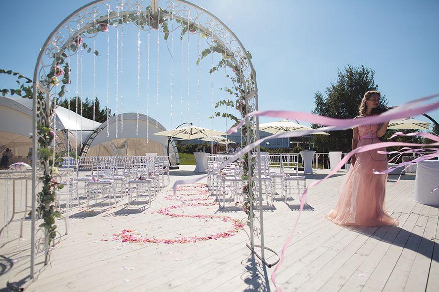 Фото 10352296 в коллекции Шатёр Белый Парус  - Event Park - площадки для проведения торжеств