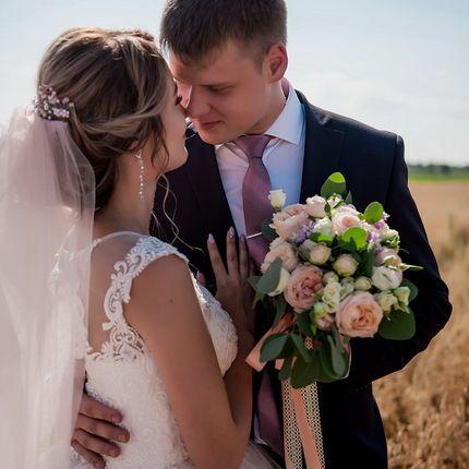 Фотосъёмка полного свадебного дня