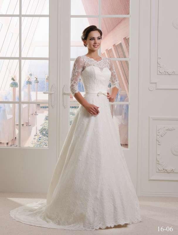 Фото 8882992 в коллекции Преколлекция 2016 - Свадебные платья Emabride