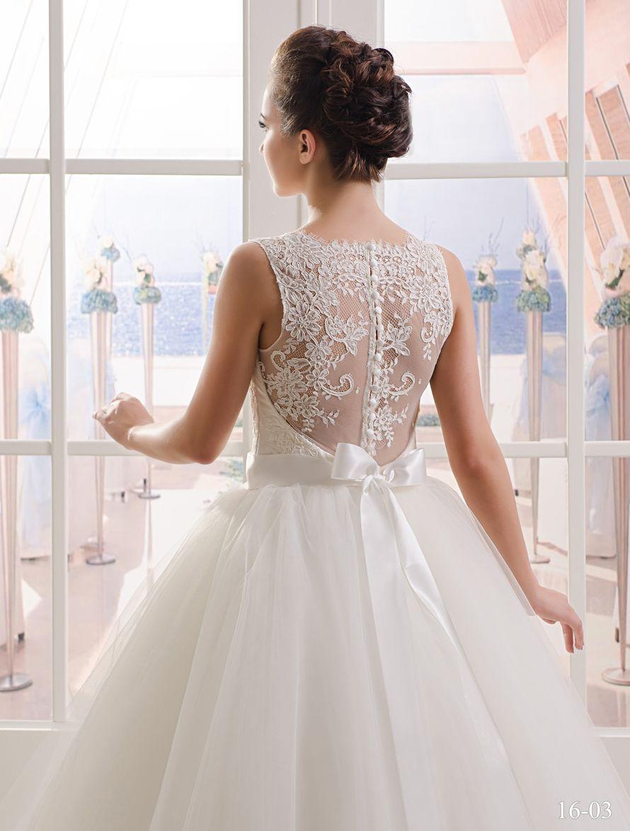 Фото 8883084 в коллекции Преколлекция 2016 - Свадебные платья Emabride
