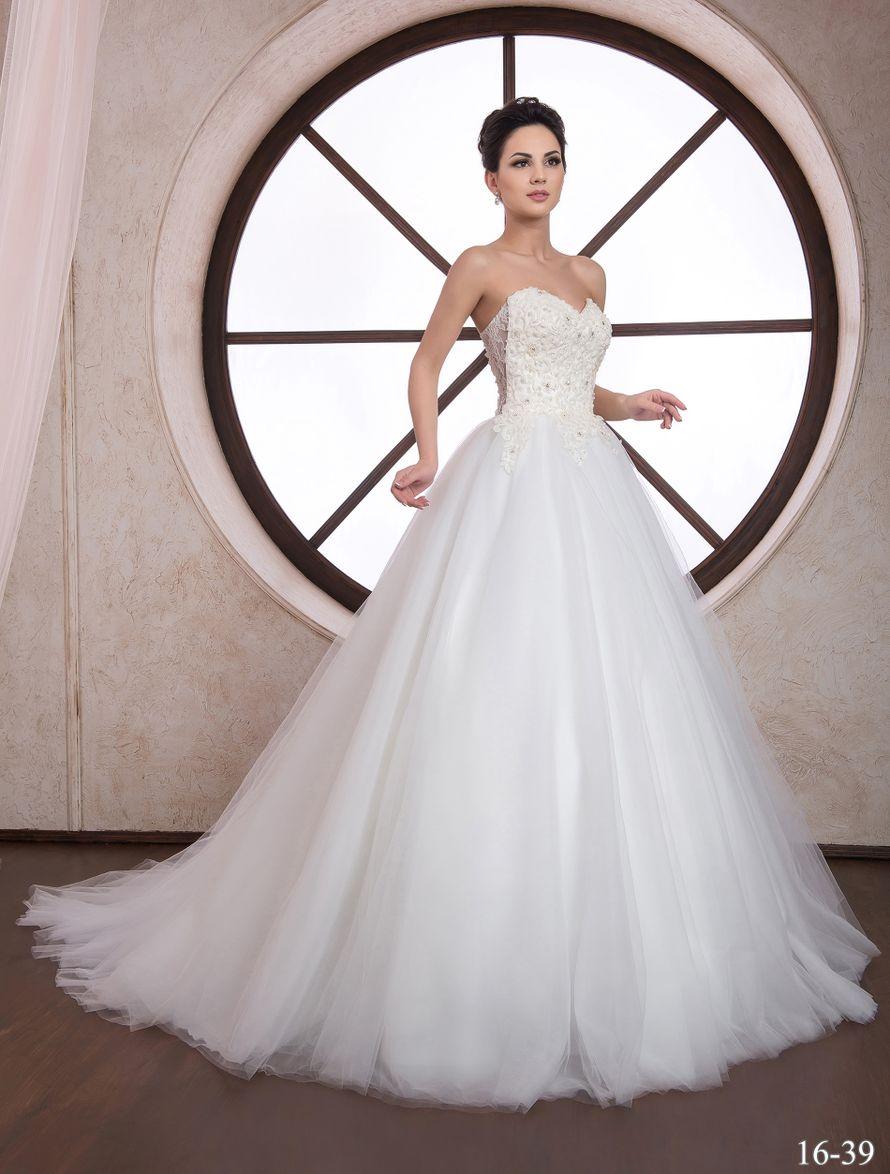 Фото 12003926 в коллекции Портфолио - Свадебные платья Emabride