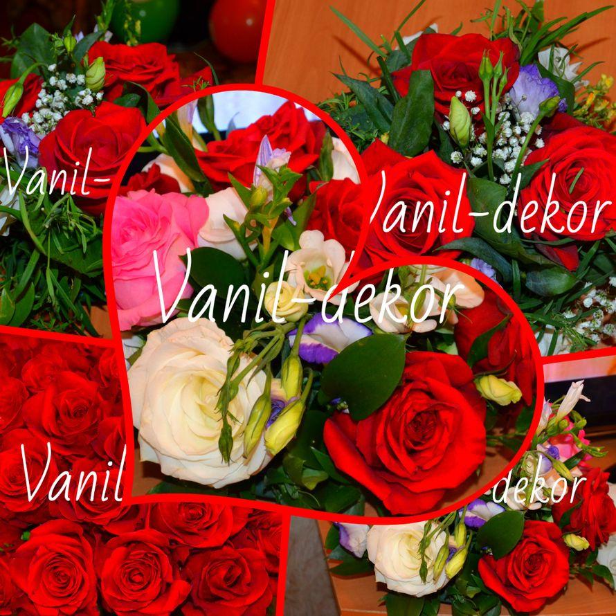 Фото 9210974 в коллекции Винтажная свадьба - Vanil-Decor - организация мероприятия