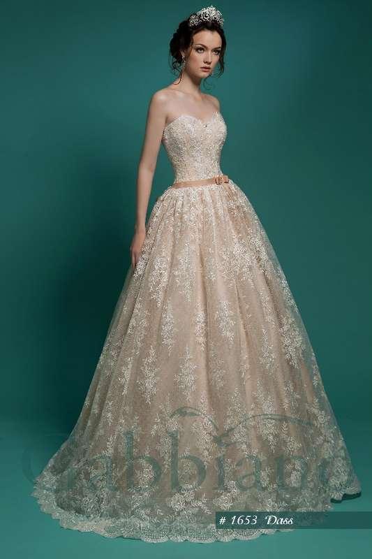 """модель : """"Дасси"""" , стоимость 34200 руб - фото 8930210 свадебный салон Хельга"""