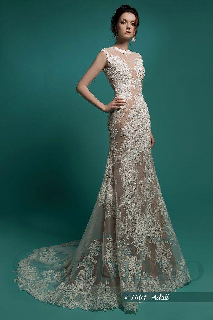 """модель : """"Адали"""", стоимость 28200 руб - фото 8930330 свадебный салон Хельга"""