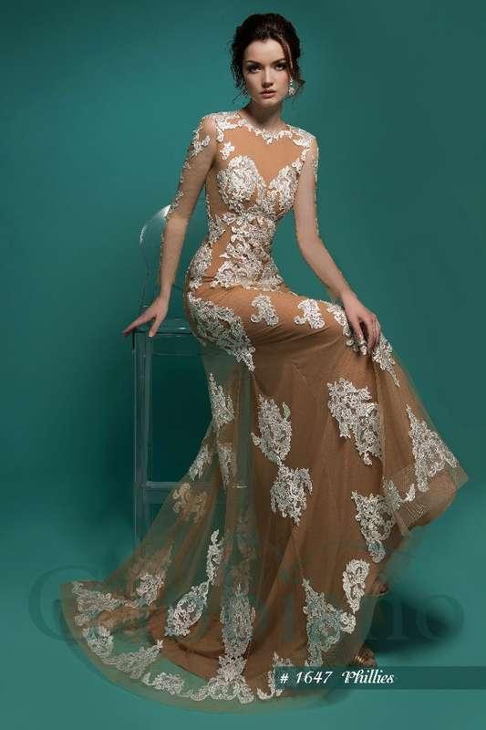 Фото 8930346 в коллекции коллекция Bohemia 2016 от Gabbiano - свадебный салон Хельга