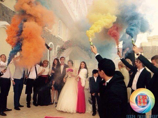Фото 8958528 в коллекции Фото с некоторых проведенных нами свадеб - Рекламно-развлекательное агентство Sochi Promo Group