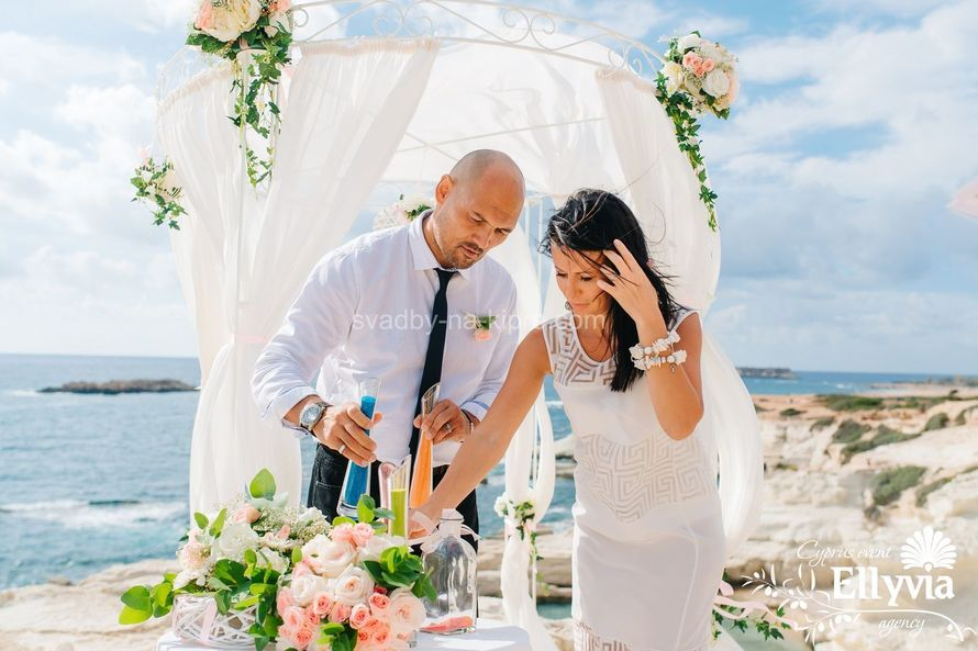 Фото 9011410 в коллекции Портфолио - Ellyvia - свадебное агентство на Кипре