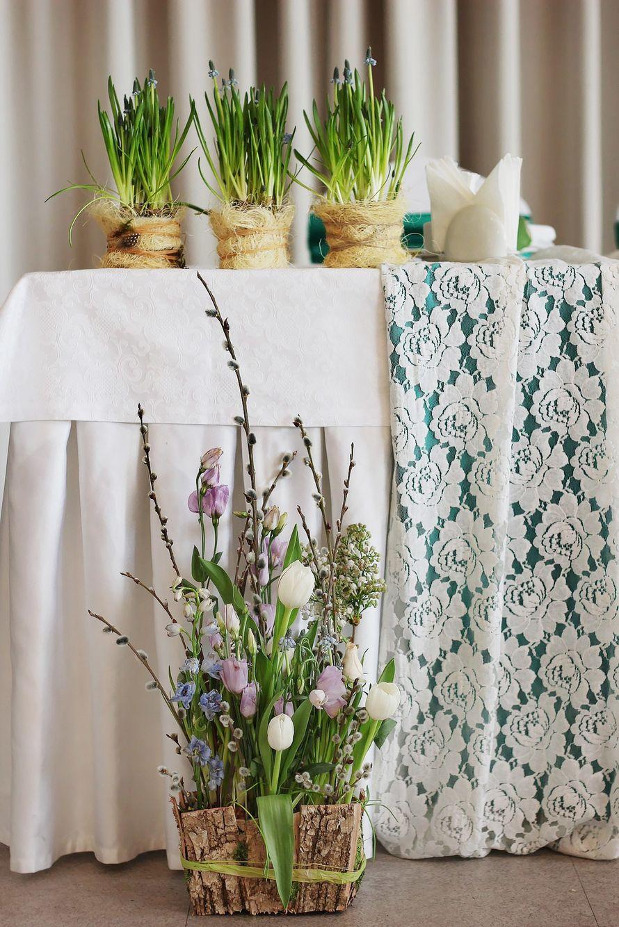 Фото 8986226 в коллекции Весна! - Декор и флористика от Елены Городиловой
