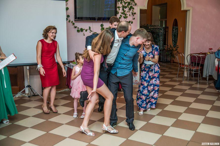 Фото 9027858 в коллекции Свадьба Веселовых - Ведущий Морозов Владимир