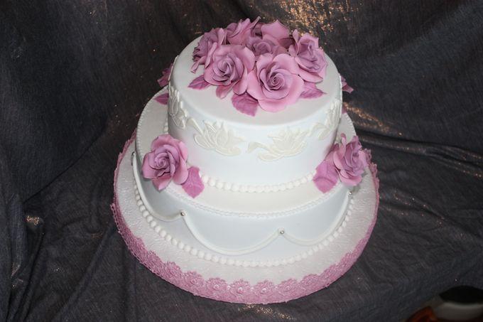 Свадебные торты, караваи с фото киев купить