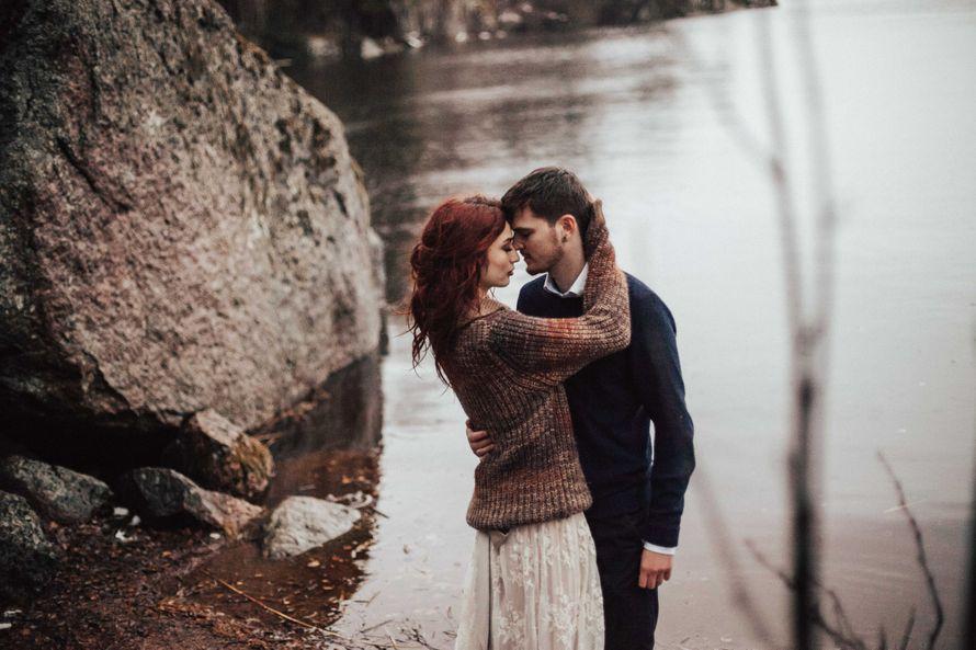 осенняя свадьба свадьба в лесу свадьба в дождь монрепо хиппи-свадьба свадьба в горах рустик кантри-шик бохо свадьба - фото 16482934 Фотограф Катя Карпешова
