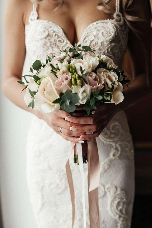 Утро невесты, сборы в отеле - фото 16927088 Фотограф Катя Карпешова