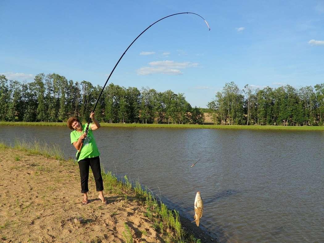 Платная рыбалка в тверской области торжокский район