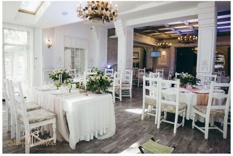 Фото 18574418 в коллекции Белый зал - Ресторан Podkova