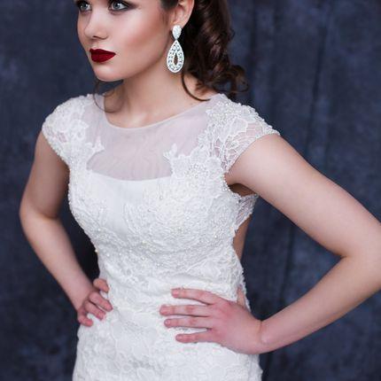 Макияж для невесты без репетиции