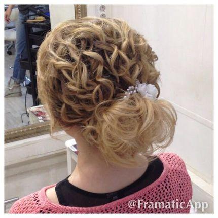 Прическа для коротких волос 30-40 минут