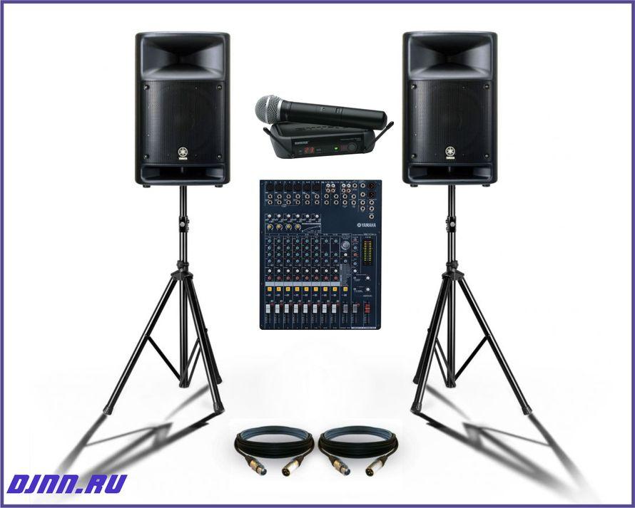 Комплект звука 800 Вт - фото 10223684 Dj Oleg Letto