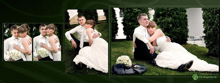 Фото 9265250 в коллекции Свадебная Книга  Ирина Руслан 15 июня 2014 г. - Фотограф Дмитрий Дубовой