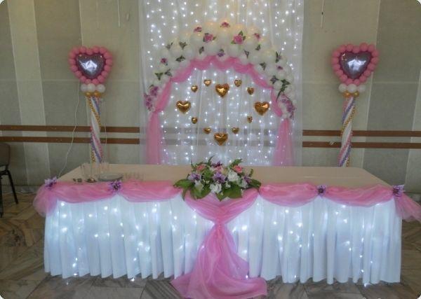 Шары34 - оформление шарами и тканью: Волгоград на Невеста.info - 566110