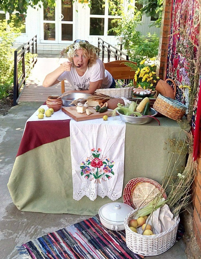 Фото 11492476 в коллекции фестиваль украинской кухни - Свадебное агентство Натальи Ким