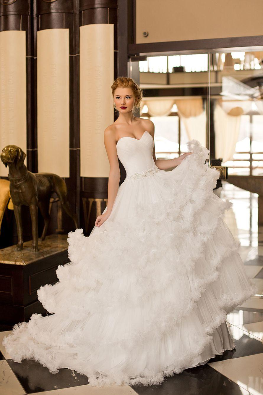 Фото 9349668 в коллекции Портфолио - Салон свадебной и вечерней моды Marie Blanc