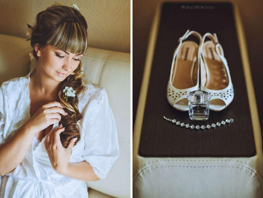 Фото 9376062 в коллекции ♥♥♥мои клиентки ♥♥♥ невесты и не только... - Стилист Зимина Евгения