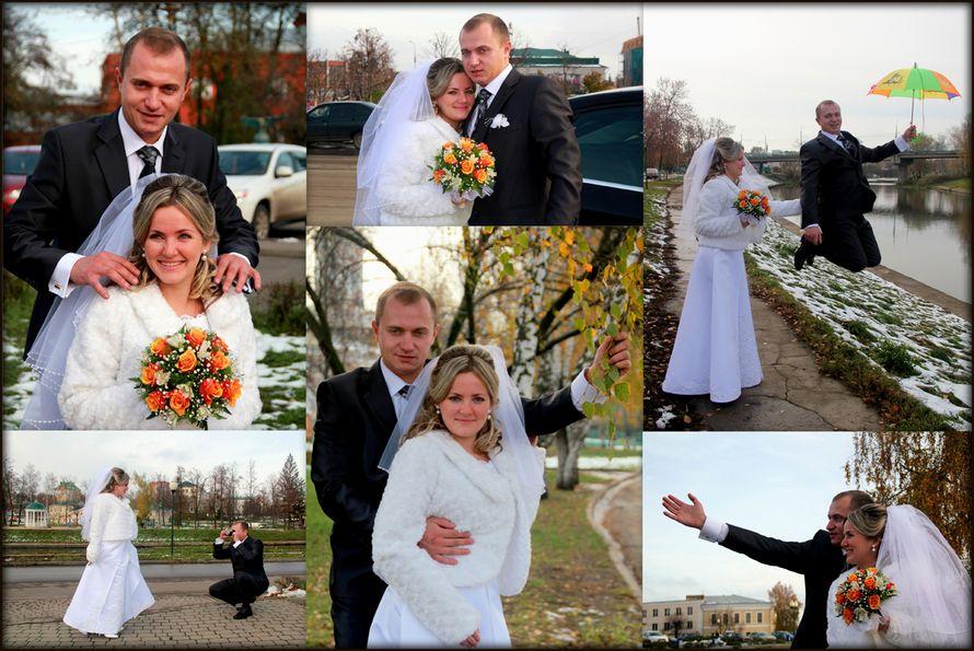 Свадебный коллаж - фото 619361 Фотограф Дмитрий Бородин
