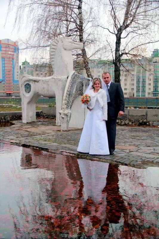 Фото 4222811 в коллекции Свадьба Алена и Павел 2 ноября - Фотограф Дмитрий Бородин