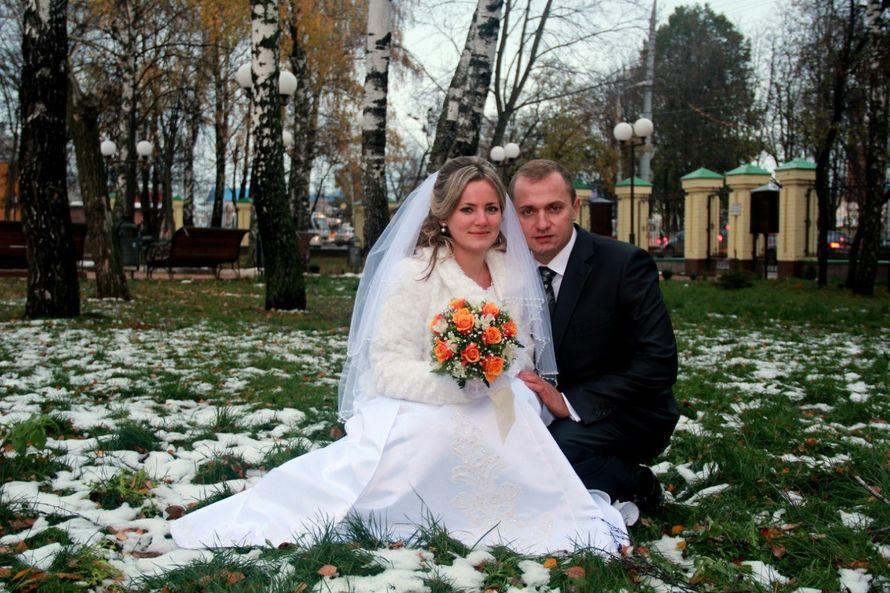 Фото 4222817 в коллекции Свадьба Алена и Павел 2 ноября - Фотограф Дмитрий Бородин